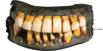 george washington's false teeth picture 5