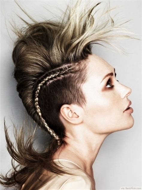 punk hair styles for girls picture 1