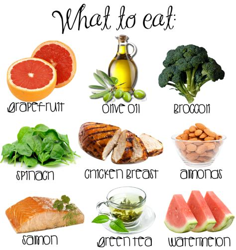 List of fat burning foods picture 7