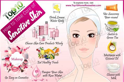 caring for sensitive skin picture 9