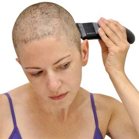colon cancer hair shaver picture 3