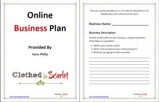 free online business plans picture 1