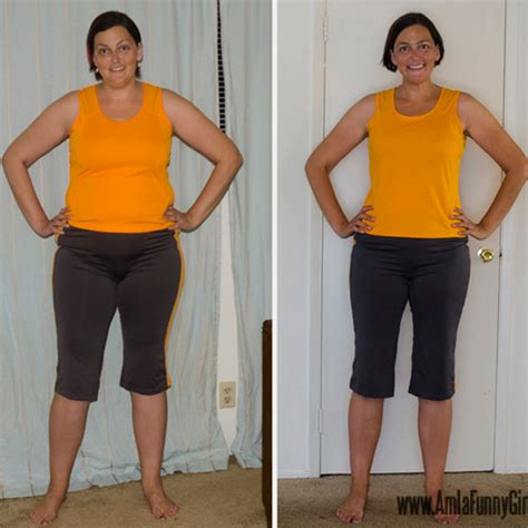 weight loss story weekly picture 10
