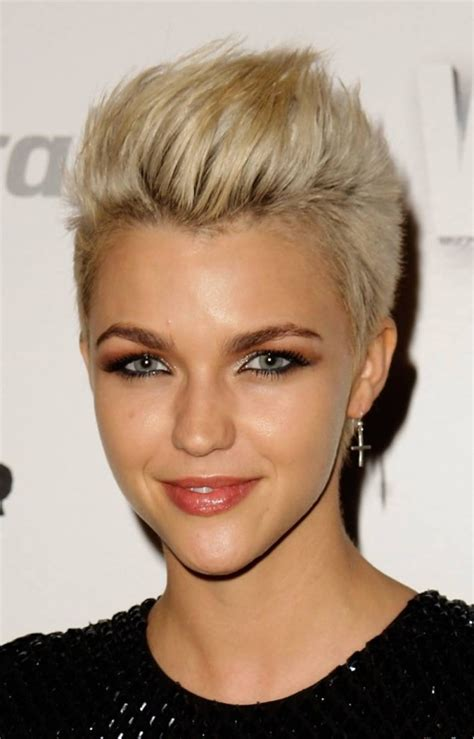 styling super short hair picture 6