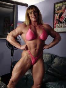 women muscles bodybuilders and wrestlers their shows of picture 7