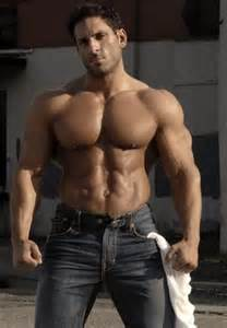 all hot handsome muscle man body and cock picture 1