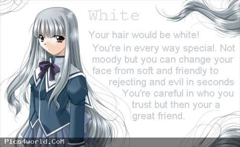 anime hair color picture 9