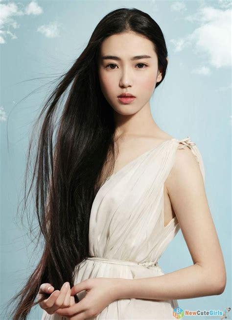 asians dark hair picture 6