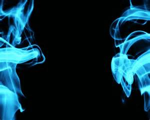 blue smoke picture 6