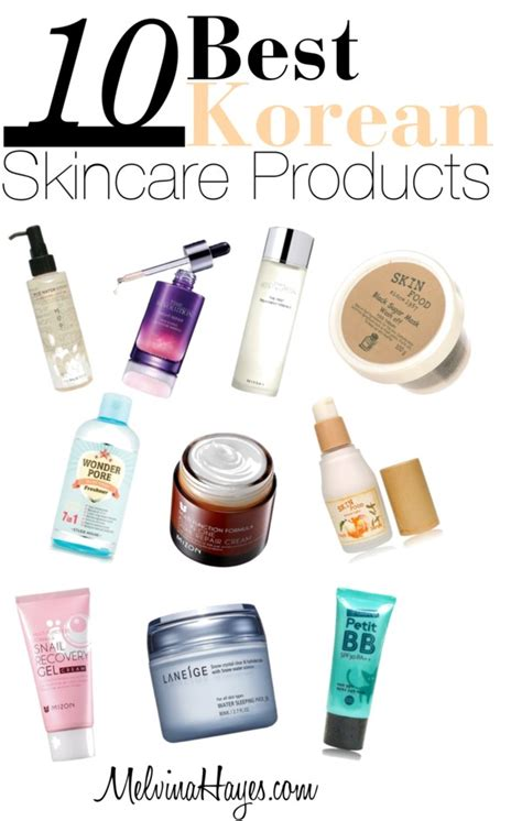 best korean skin products picture 1