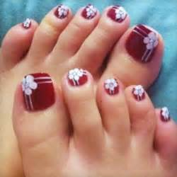 painting your toenails with nail polish. gets no picture 5