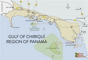 city map of isla colon panama picture 5