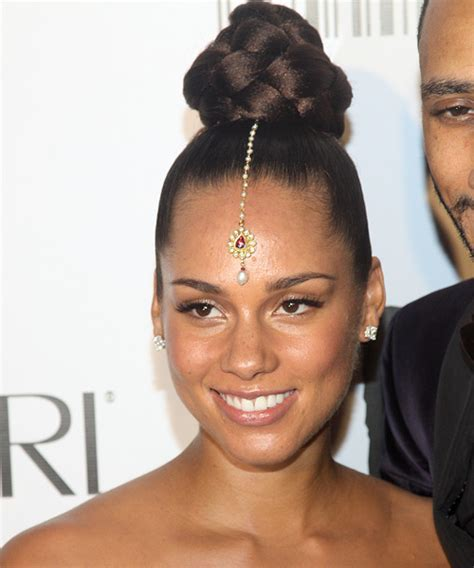 alicia keys hair picture 14