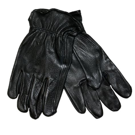 cabela's unlined buffalo skin gloves picture 14