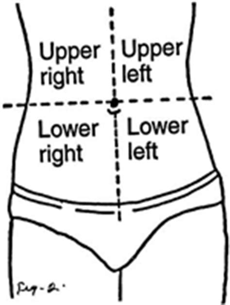 lower right quadrant pain urination bladder picture 2