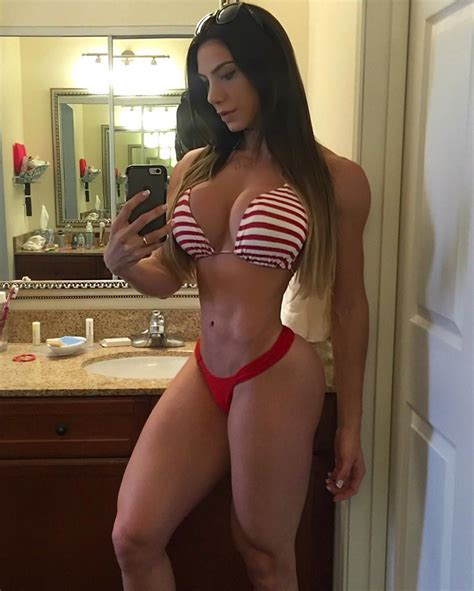 sexy strong muscle women videos picture 3