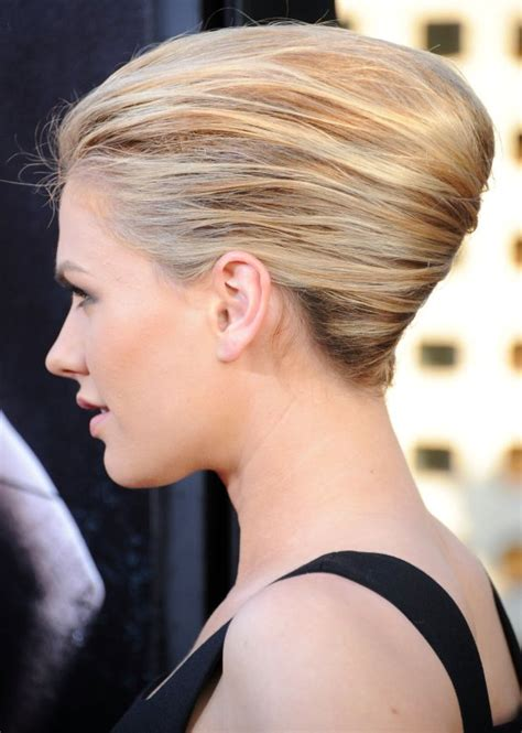 french twist hair styles picture 5
