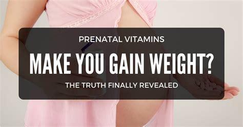 prenatal vitamins weight gain picture 5