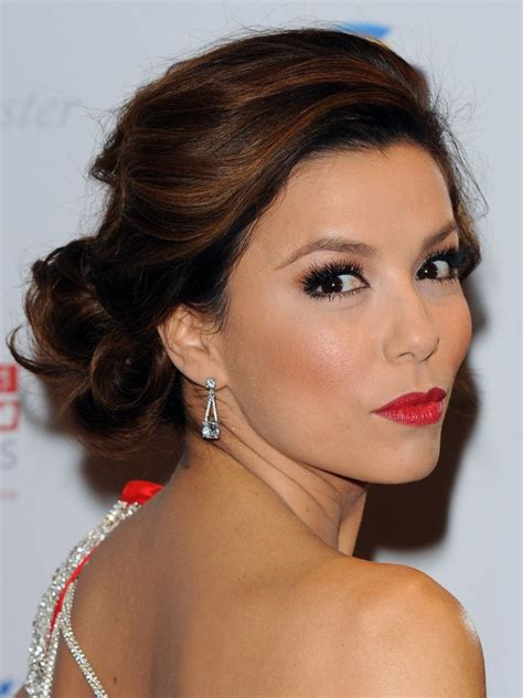 celebrity hair up do's picture 14