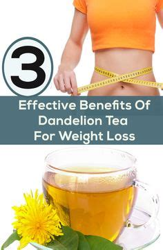 does dandelion tea reduce belly fat picture 6
