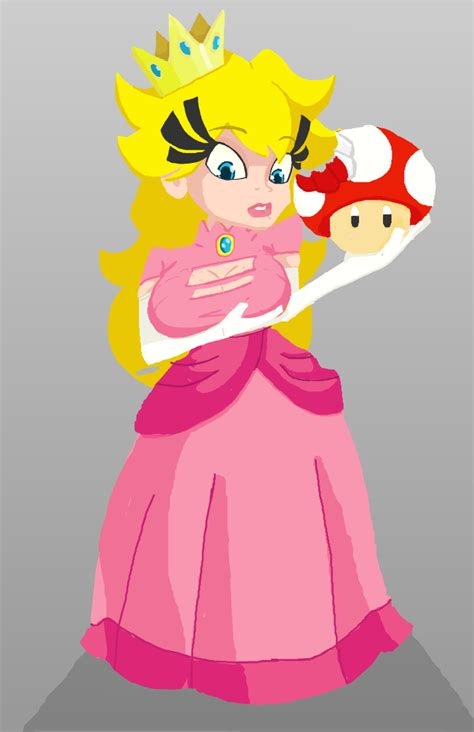 princess peach breast expansion games picture 1