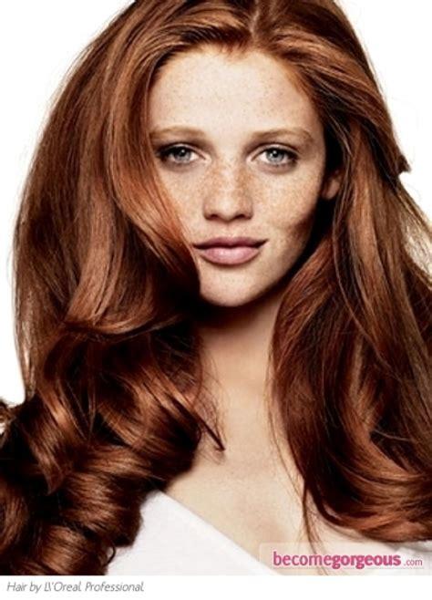 auburn hair color picture 1