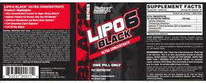 lipo 6 liquid caps picture 1