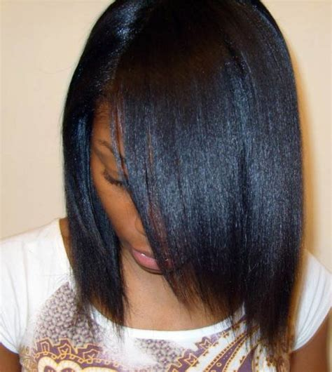 conditioning relaxed hair picture 18