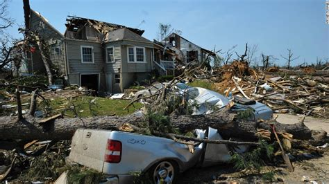 where does the debris go after a tornado picture 12