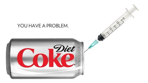 addicted to diet coke picture 1