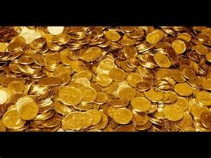 piles of gold picture 9