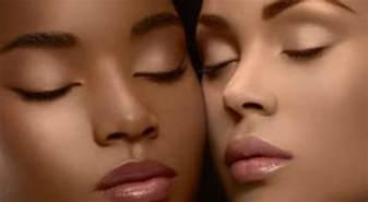 black skin vs white skin picture 6
