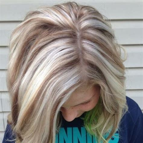 blond hair with highlights picture 3
