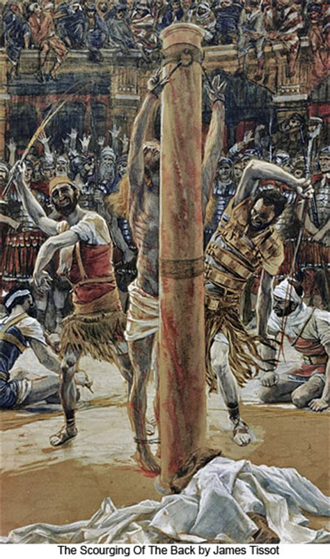 female crucifixion scourging picture 3