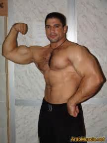 muscle arab men picture 15
