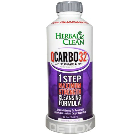 does herbal clean qcarbo32 1 step maximum strength picture 6