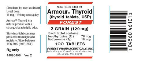 armour thyroid med hi ow long till it picture 12
