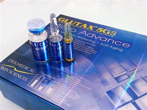 glutax 5gs micro cellular ultra whitening sulit picture 11