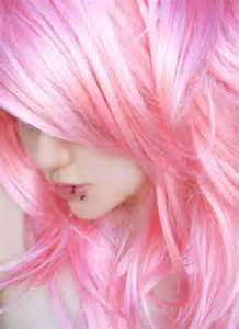 pink hair dye picture 14