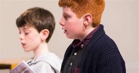 who is the two young men singing dear picture 4