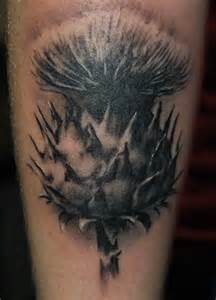 thistle tattoos picture 5