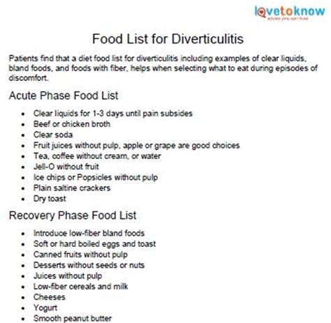 diet for diverticulosis picture 6