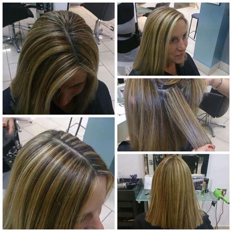 foil hair highlights hair regrowth picture 7