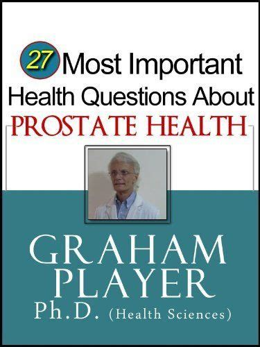 Prostatehealth questions picture 2
