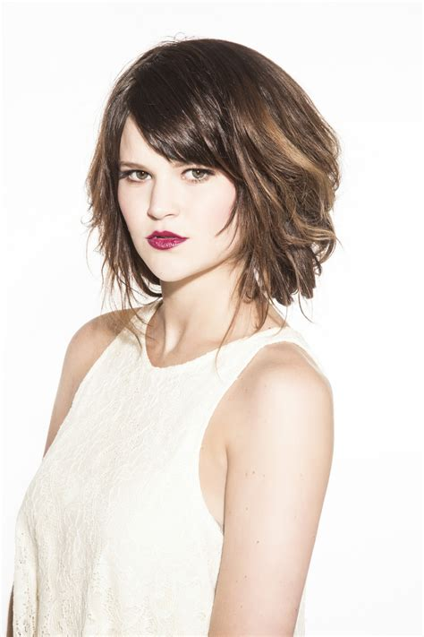 hairstyles for thick hair picture 6