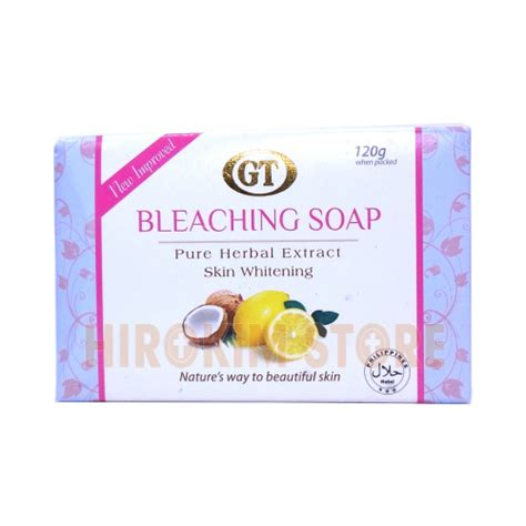 gt bleaching soap reviews picture 1