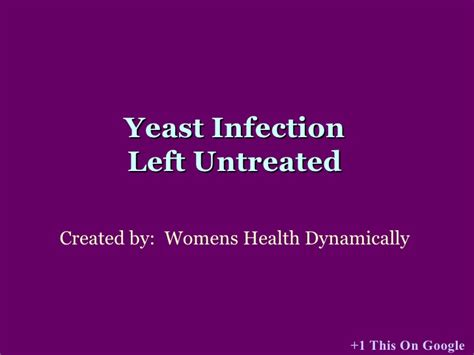 untreated yeast infections picture 2