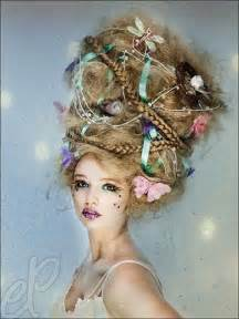 crazy hair style picture 13