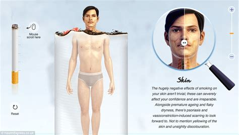 can nicotine cause yellowed skin picture 6