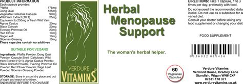 Menopause herbal support picture 2